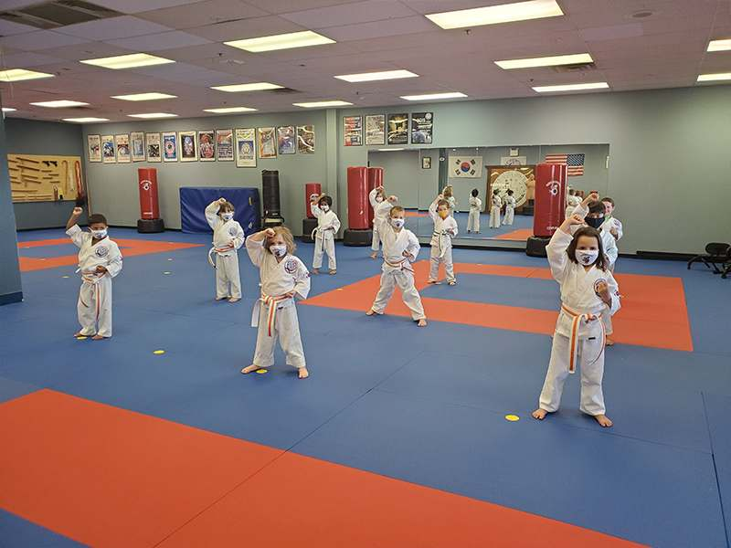 preschool martial arts in Lancaster
