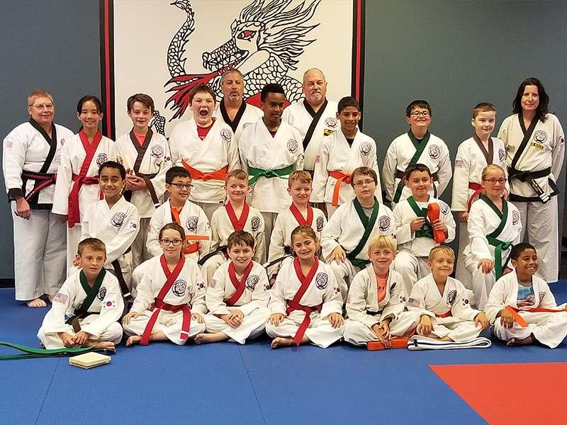 kids martial arts in Lancaster