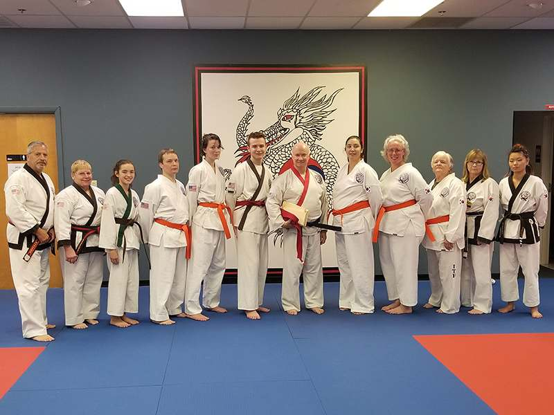 teen and adult martial arts in Lancaster