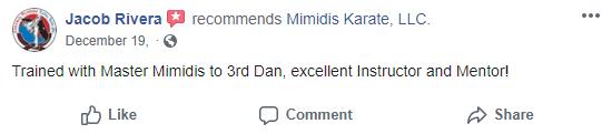 Adult2, Mimidis Karate Lancaster