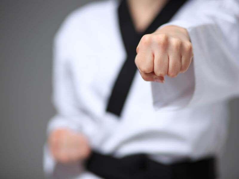 Adult Karate Video Placeholder, Mimidis Karate Lancaster